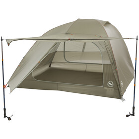 Big Agnes Copper Spur HV UL4 Tenda, olive green